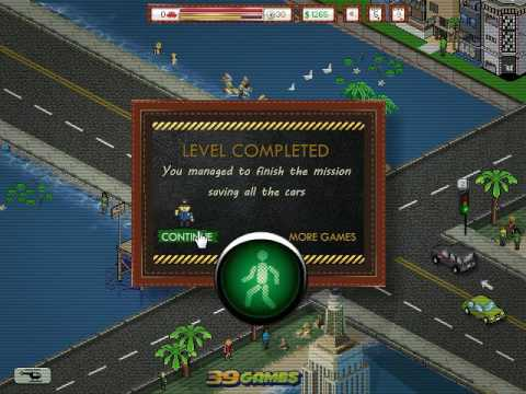 traffic command game 2
