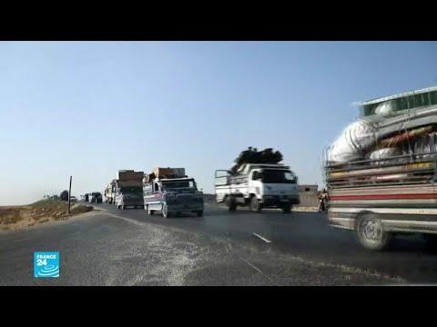 دمشق تفتح معبرا للمدنيين الراغبين بالخروج من -المناطق الخاضعة لسيطرة الإرهابيين-  - نشر قبل 3 ساعة