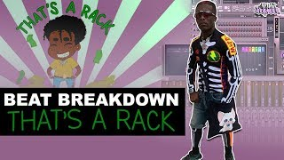 """HOW OOGIE MANE PRODUCED """"THAT'S A RACK"""" BY LIL UZI VERT 🔥 BEAT BREAKDOWN"""