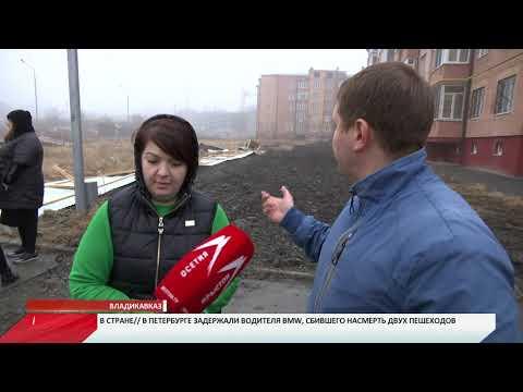 Жильцы дома по улице Московской жалуются на незаконную стройку