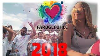 Holi Festival 2018 Leverkusen | Farbgefühle festival of colors