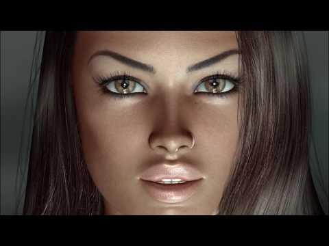 Variation on Marketing Demo - pre release featuring 3D Women, Virtual Spokespeople, Virtual Avatars