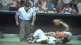 Great Plays By Catchers Blocking The Plate!