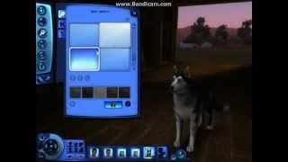 """ч.02 (__The Sims 3__) """"Создание собаки и лошади в мою семью"""""""