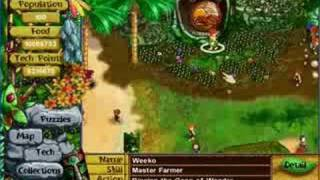 Virtual Villagers 2 - Maximum Population + all puzzles complete!