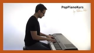The Script - Hall Of Fame ft. Will.i.am (Piano Cover Instrumental)