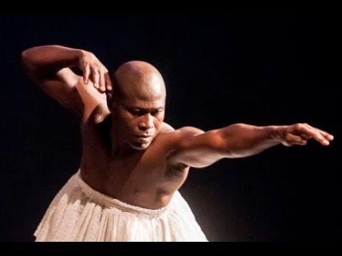 """Gansango African Dance Company - Artist Trust """"Ange et le Voyageur'"""