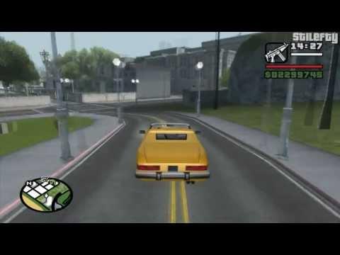 GTA San Andreas - Import/Export Vehicle #12 - Comet