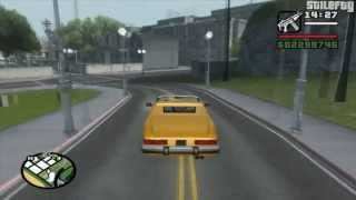 GTA San Andreas - Import/Export Vehicle #12 - Comet