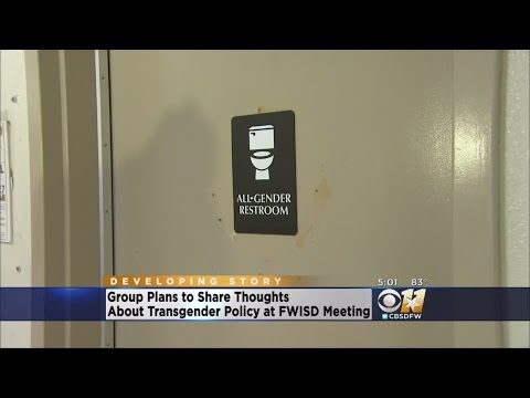 Group To Share Thoughts About Transgender Policy At FWISD Meeting