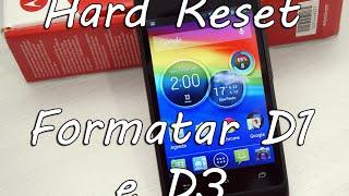Hard Reset || Formatar || Senha || Motorola RAZR D1 e D3 XT916 / XT918 / XT920