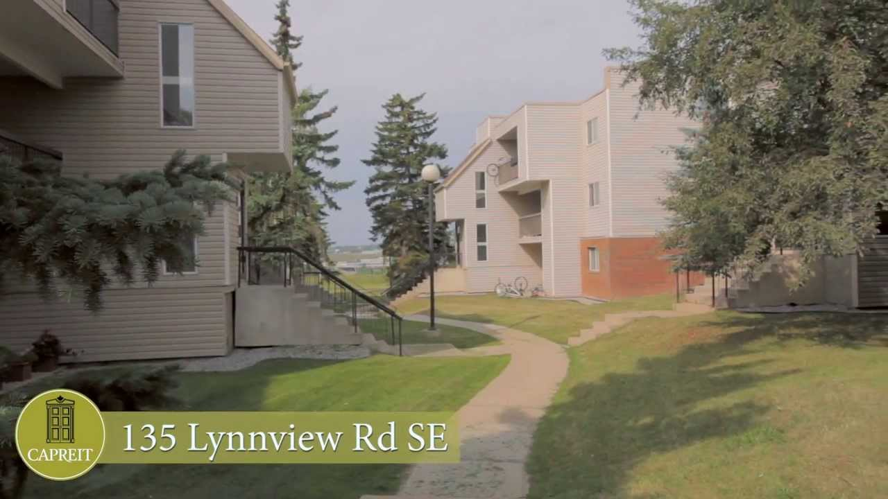 Calgary Apartments for Rent Video - 135 Lynnview Road SE ...