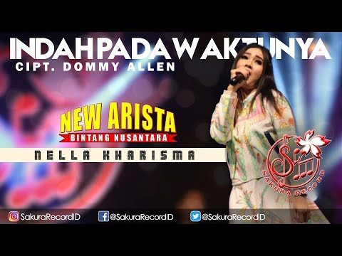 Download Lagu nella kharisma indah pada waktunya - new arista mp3
