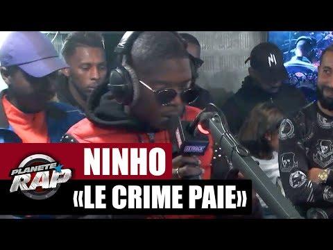 Ninho reprend 'Le crime paie' de Lunatic #PlanèteRap