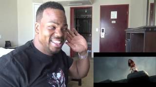 Moana Official Trailer 1 REACTION!!!