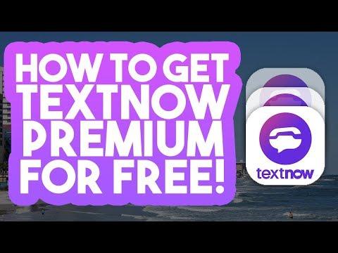 TextNow Free Premium ✅ How To Download TextNow++ On IOS App + Android APK 2019 🔥