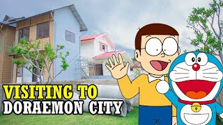 A VISIT TO DORAEMON CITY || DORAEMON MUSEUM || PART 5