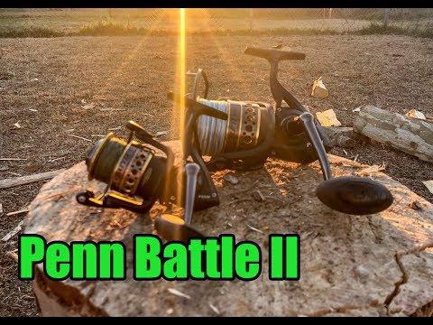 Penn Battle II Reel Review (TackleTipTuesday Ep. 4)
