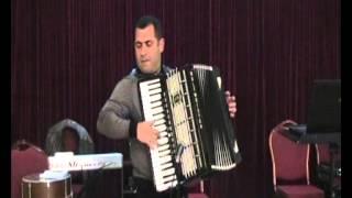 Arshak Gharibyan Akkordeon Moldovakan