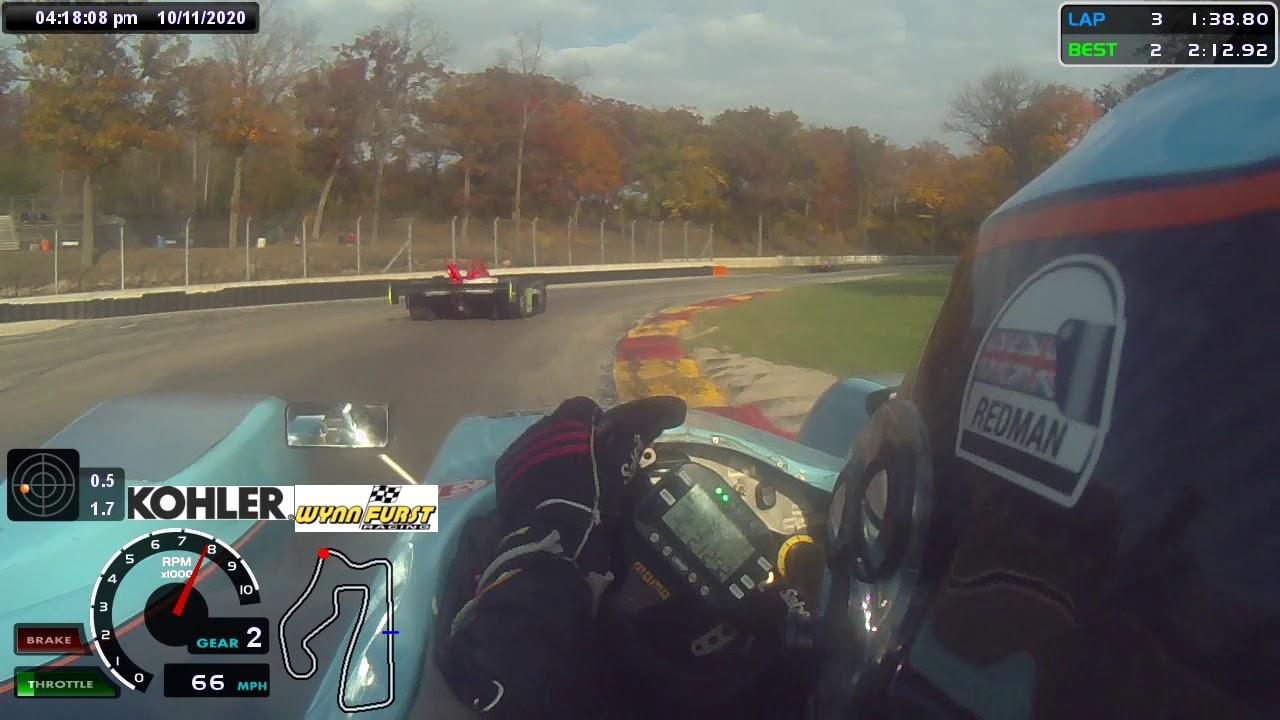 Runoffs P1 Race with Jason Miller