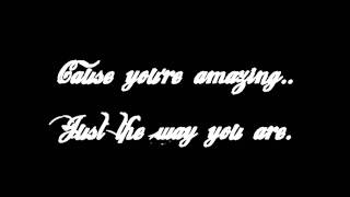 Repeat youtube video Just The Way You Are by Bruno Mars |Lyric Video|