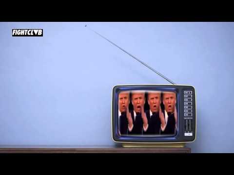 FIGHT CLVB - Donald Trump