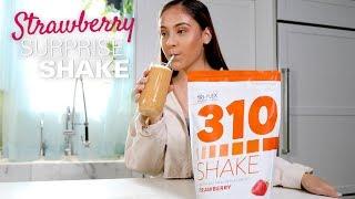 310 Nutrition | Strawberry Surprise Shake