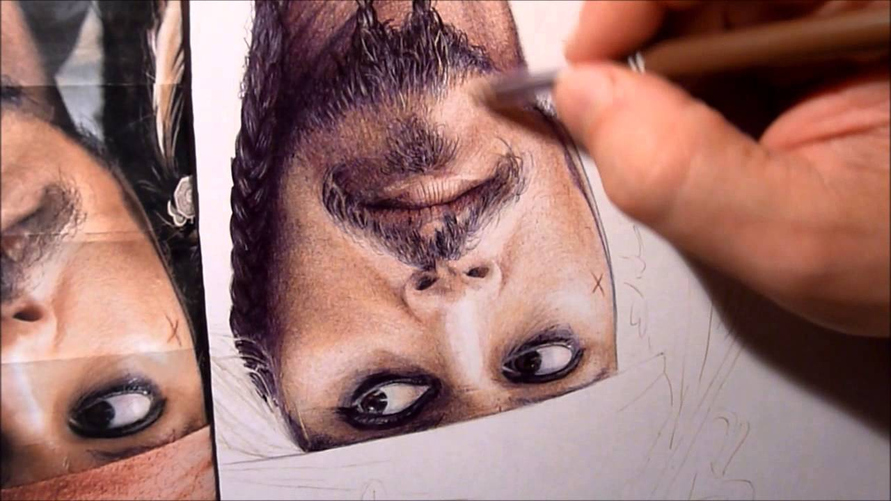 Color drawing pens for artists - Captain Jack Sparrow Drawn With Ballpoint Pen By Allan Barbeau Youtube