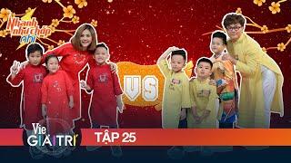 #25 Đội hình Nhí kiệt xuất gây bão trên sân khấu của Trấn Thành | NHANH NHƯ CHỚP NHÍ - Mùa 1