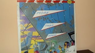 TELEX - MORE THAN DISTANCE (vinyl 1980)