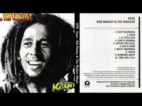 Bob Marley And The Wailers - Kaya (full Album HD)