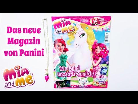 Mia and me - Magazin - April