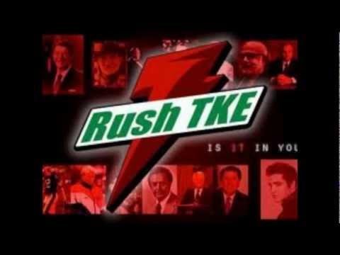 RUSH TKE Southeastern Oklahoma State University (SOSU)