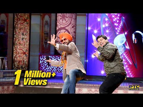 Harby Sangha | Comedy | Studio Round 17 | Voice Of Punjab 8 | PTC Punjabi