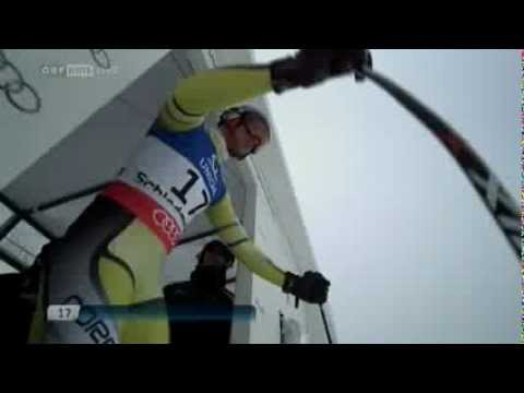 Aksel Lund Svindal Downhill Gold Medal World Championships Schladming 2013