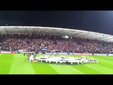 Ljudski Vrt 17.09.2014, NK Maribor - Sporting
