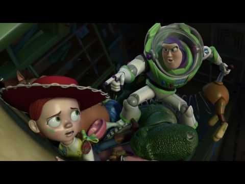 Toy story 3 Buzz is bad