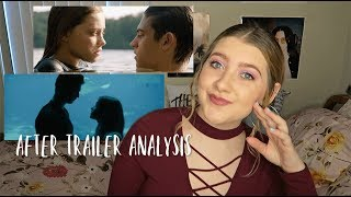 ANALYZING THE OFFICIAL AFTER TRAILER!