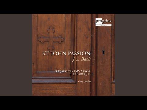 St. john passion, bwv 245: part ii: chorale: durch dein gefangnis, gottes sohn muss uns die... mp3