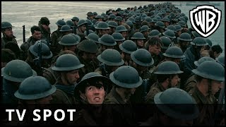 Dunkirk – Weapon: 30 TV Spot – Warner Bros UK