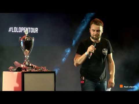 LOL OPEN TOUR - GA - Grande Finale - Gamers Origin vs LDLC