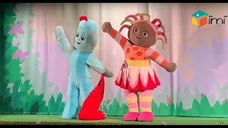 In The Night Garden Live Show London 2019 Iggle piggle UpsyDaisy Makka Pakka Tombliboo PinkyPonk