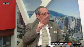 Diálogos con Francisco Rocha, entrevista a Camilo Restrepo