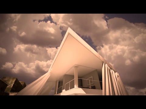 The Curtain House - Shigeru Ban