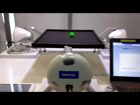 Demostración de una prueba piloto de 5G de Telecom Argentina y Nokia. Parte 6