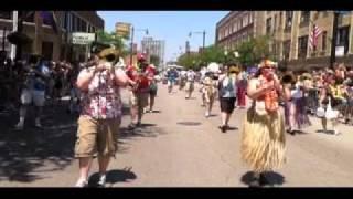 Lakeside Pride Freedom Band at 2011 Chicago Pride Parade