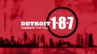 """Detroit 1-8-7"" TV Trailer"