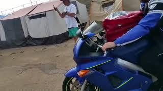 Bol d'or 2018 Burnouts With Yamaha