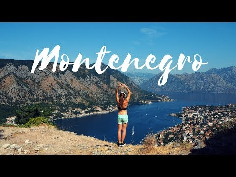 CARLY DOES MONTENEGRO | FITNESS TRAVEL DIARY!