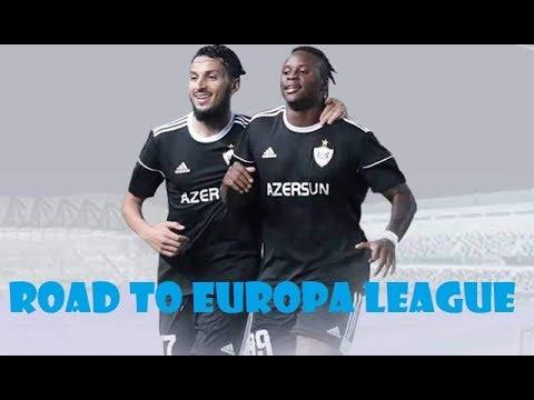 Qarabağ Ağdam FK | Road to Europa League 2019-2020 group stage